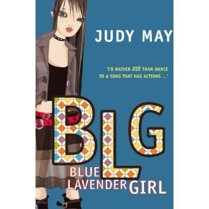 Blue Lavender Girl Book Review By Eli - Girls Thoughts